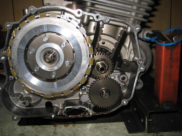 KSエンジン分解1 (2)