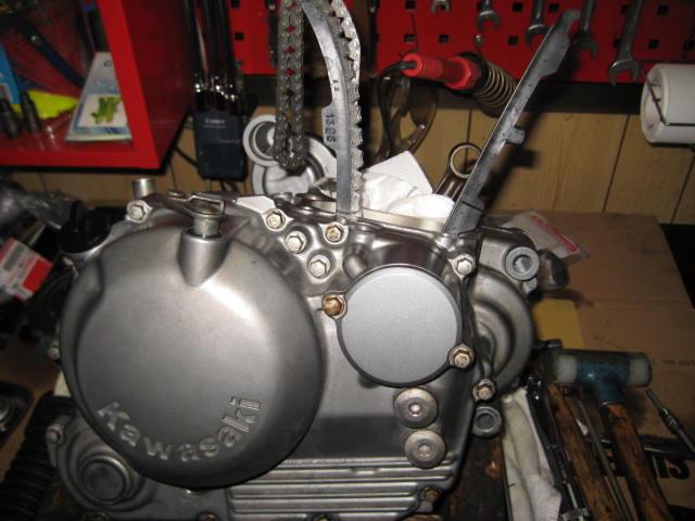 KSエンジン組み立て腰下完成 (17)