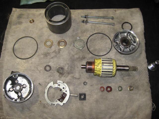 KSエンジン完成 (2)