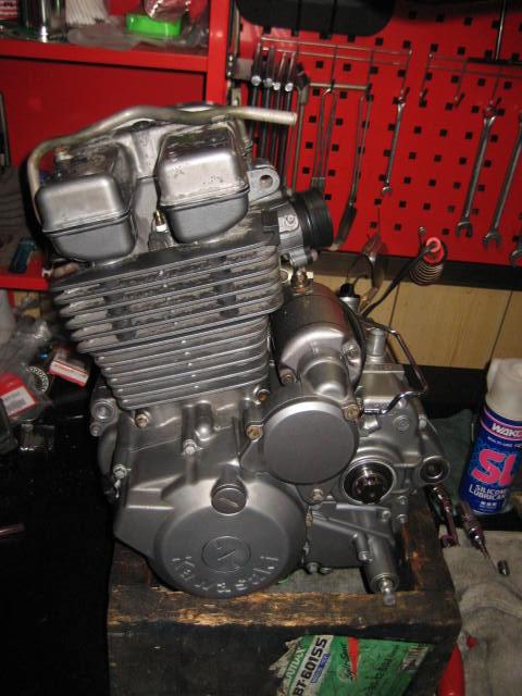 KSエンジン完成 (28)