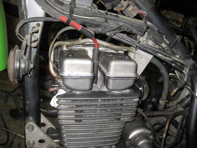 KSエンジン完成 (43)
