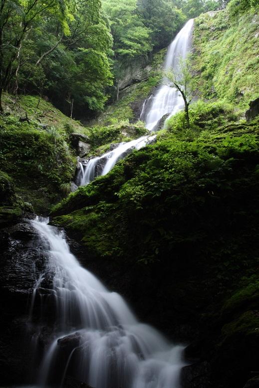 夢幻滝、1
