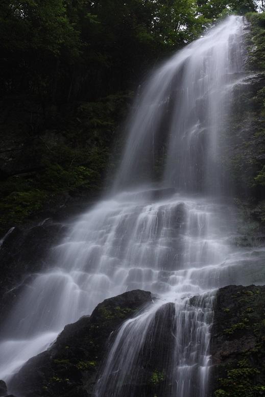 夢幻滝、4