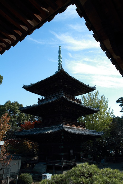 道成寺、4