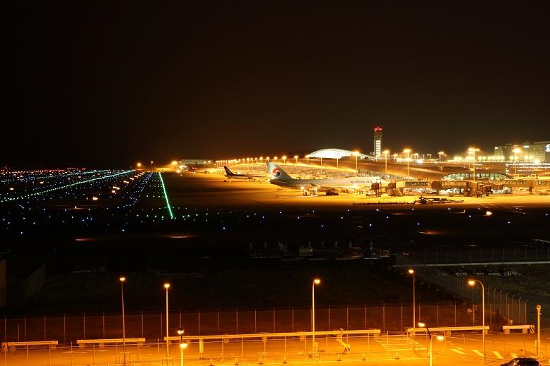 関西空港より
