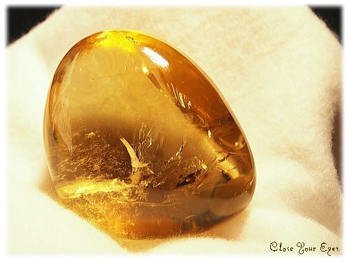 シトリン卵