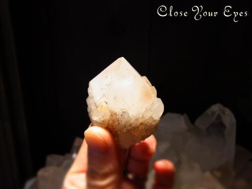 キャンドル水晶3