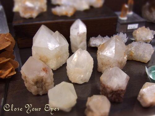キャンドル水晶1