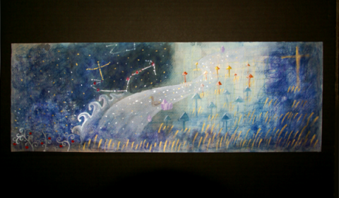 銀河鉄道の夜ボツ