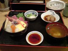 魚がし耕ちゃん海鮮丼