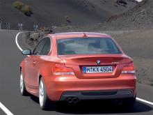 BMW135クーペ