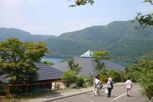 県立芦ノ湖キャンプ村