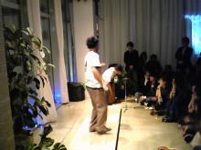 高田馬場まで通う係長のブログ-HeakaAVEDAパーティー-2