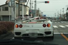 高田馬場まで通う係長のブログ-大乗フェラーリ-3