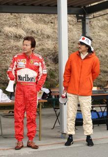 高田馬場まで通う係長のブログ-大乗フェラーリ-5