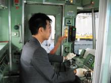 高田馬場まで通う係長の記-施設見学-3