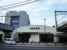高田馬場まで通う係長の記-高田馬場駅-2