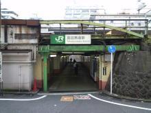 高田馬場まで通う係長の記-高田馬場駅-1