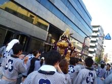 高田馬場まで通う係長の記-高田 氷川神社祭礼-8