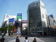 $原宿と渋谷の間に間に-渋谷