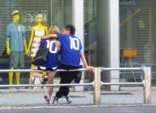 $原宿と渋谷の間に間に-ワールドカップin渋谷-3