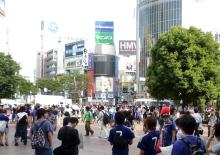 $原宿と渋谷の間に間に-渋谷-1