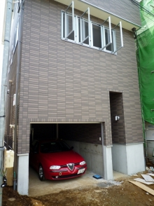 $原宿と渋谷の間に間に-ガレージハウス-2