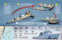 $原宿と渋谷の間に間に-中国の国営メディアによる公式発表画像