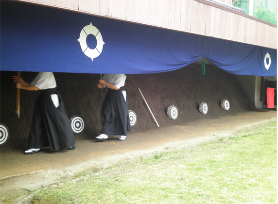 市民弓道大会6
