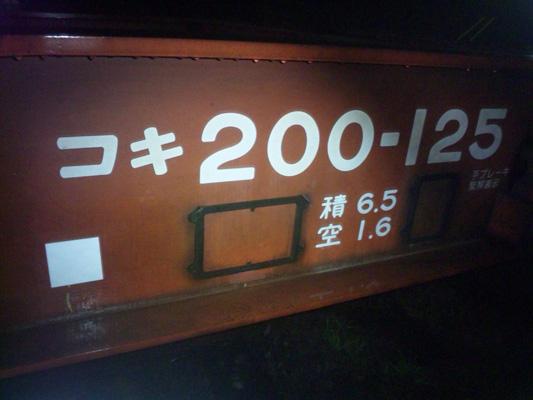 コキ200-125□のコピー