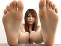 美少女の足裏14