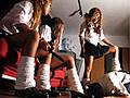 黒ギャル女子校生の放課後オヤジ狩りサークル