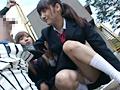 女子校生が時間を止めて男子生徒のチ○ポにイタズラ