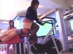 自転車のサドルになって存分に女性の尻に敷かれたい!