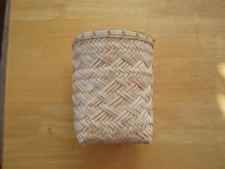 変り網代編み
