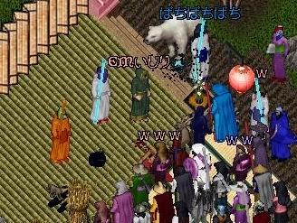 お花見大宴会2011 いつもありがとうございます!w