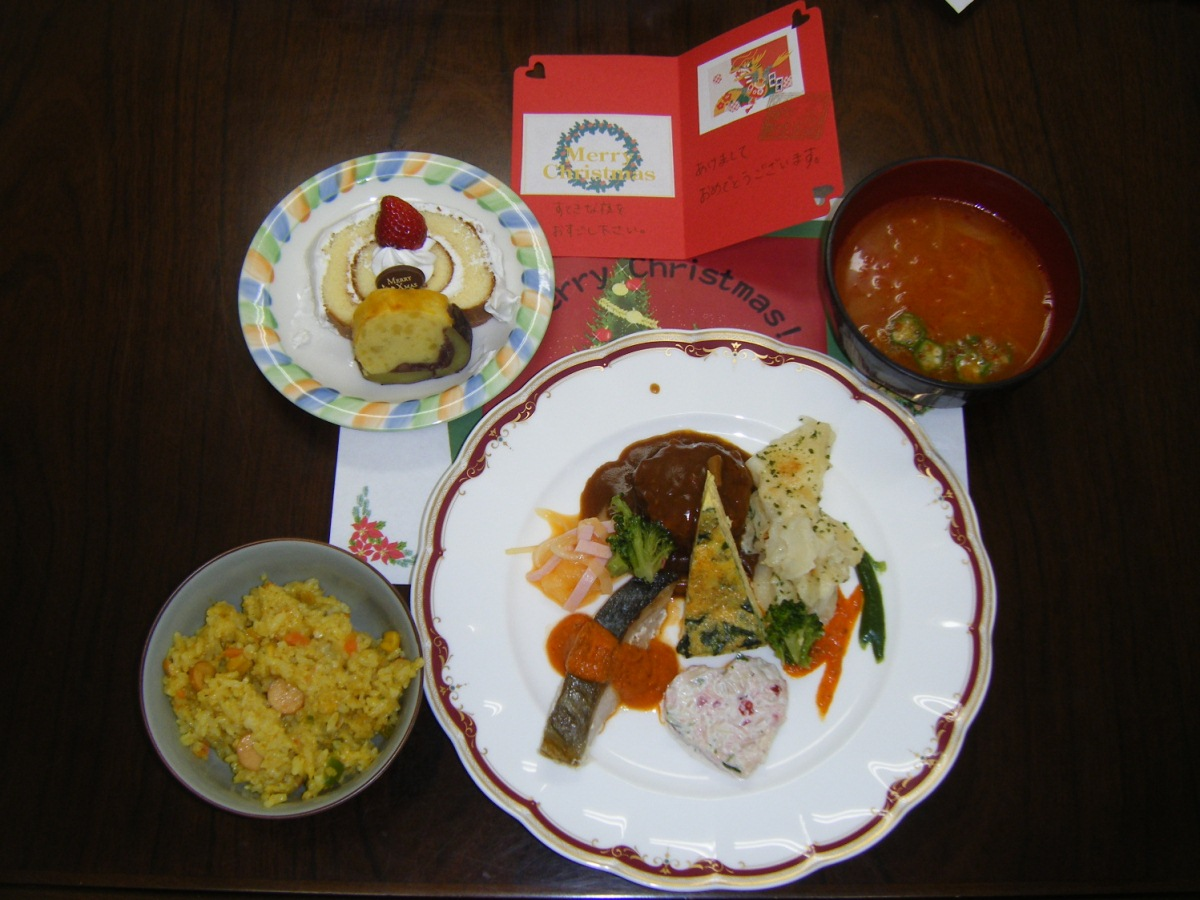 12月の特別食