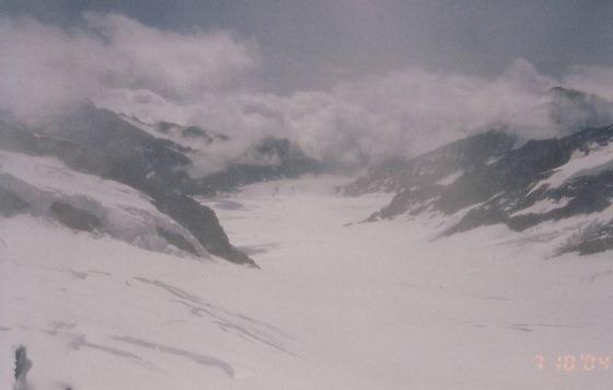 040710アレッチ氷河ユングフラウヨッホ-1