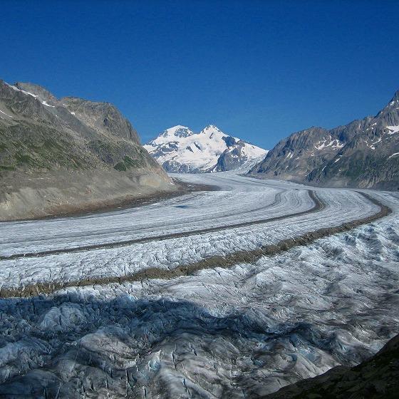 060714アレッチ氷河