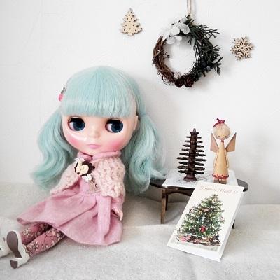 クリスマスの雑貨と5