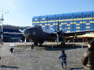 航空宇宙博物館①