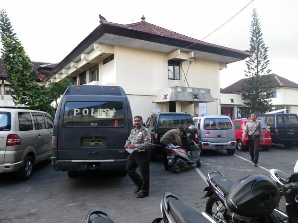 Denpasar Police Station