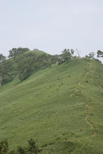 伊達紋別岳100829p2