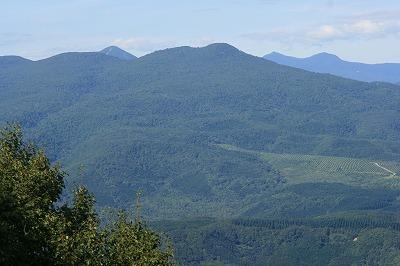 オロフレ山100904