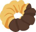 ドーナッツ チョコ