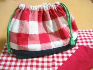 2010 09 26 巾着赤