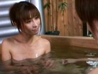 朝日奈あかり「筆おろしの湯 ~童貞専門お風呂屋さん~」