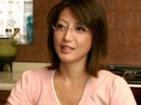 鏡麗子 「友人の妻はドスケベ家庭教師」