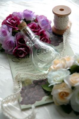 ガラス瓶1