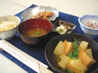 富士ウエルネスセンター食事
